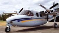 Aero Commander 680F – ZK-CDK