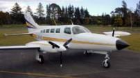 Cessna 402 – ZK-PVC