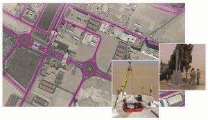 Saudi | Kuwait Border Mapping