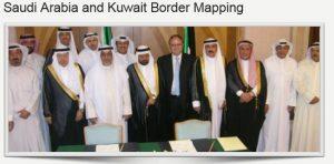 Kuwait Border Mapping